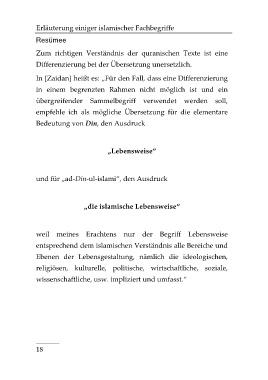 Page 18 Einführung In Das Verhältnis Zwischen Muslimen Und