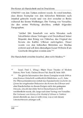 Page 118 Einführung In Die Koranwissenschaften Leseprobe