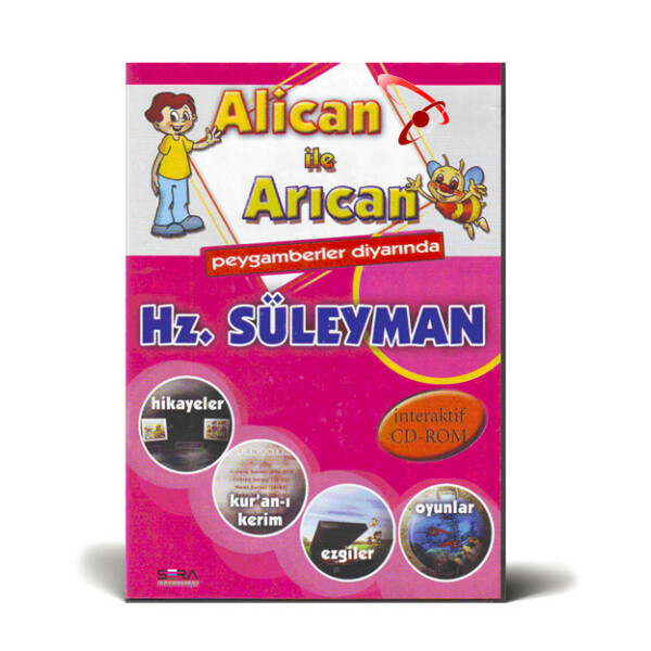 Alican ve Arican Hz. Süleyman