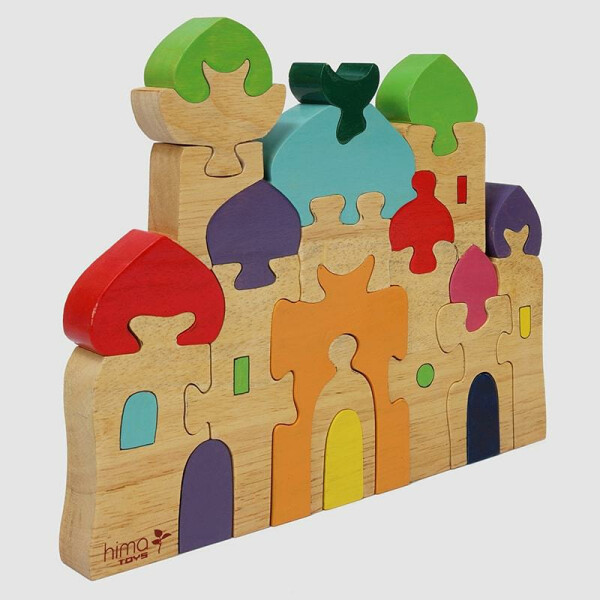 Moschee Puzzle 3D - Himatoys