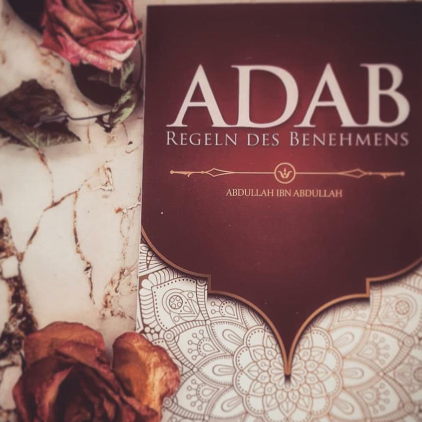 Adab, Regeln des Benehmens