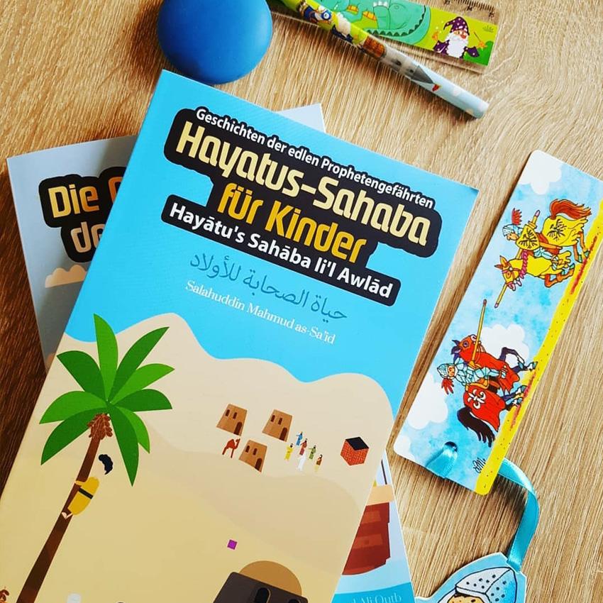 Hayatus Sahaba für Kinder